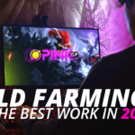 Gold farming the best work in 2021